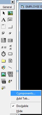 Add ADOBD component