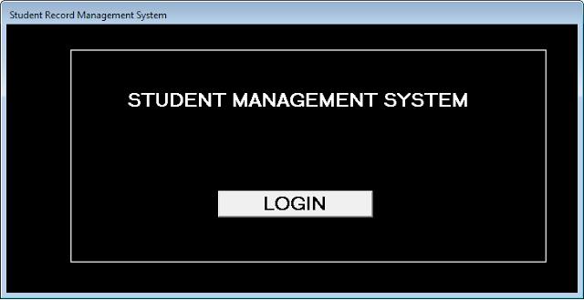Form Student Management System