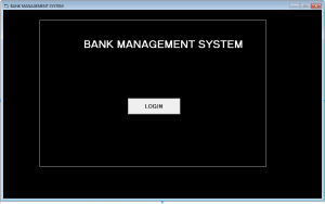 Form Bank Management