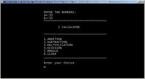 Output1-Calculator-Input