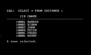 Customer Relation - Banking Database