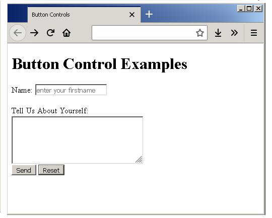 Output - Button Controls