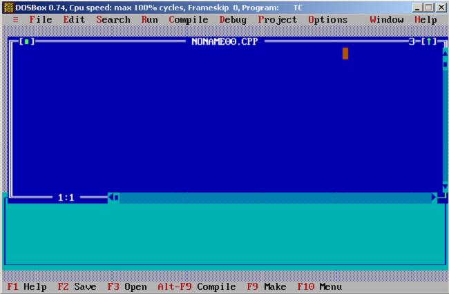 Compiler Screen- 2