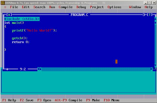 Compiler Screen-4