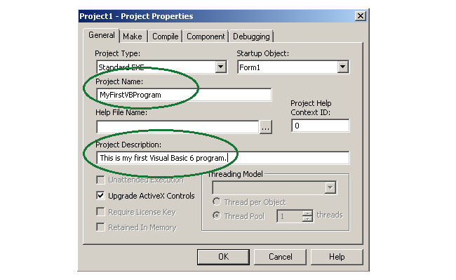 Managing VB 6 Projects