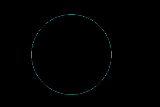 Output - Circle