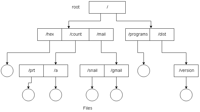 Tree Structure Directory
